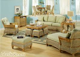 Living Room Wicker Furniture New Wicker Rattan Living Room Furniture Set Is Like Architecture