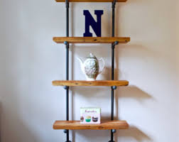 Industrial Shelving Unit by Pipe Shelving Etsy