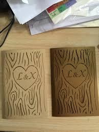 laser cut wood invitations baby shower invitation cards laser cut customizable wedding