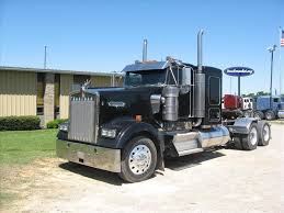 kw w900l for sale used 2007 kenworth w900 flattop tandem axle sleeper for sale in ms 3964