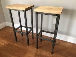 bar stools unique reclaimed wood bar stools â u20ac u201d optimizing home