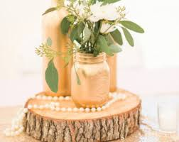 Mason Jars Wedding Centerpieces by Mason Jar Centerpieces Etsy