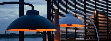 Modern Patio Heater by Dome Bow Modern Electric Patio Heater Residential Contract