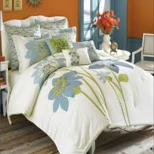 X Long Twin Bedding Sets by Amazon Com Anthology Floral Nasha Applique Twin Comforter Extra