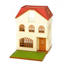 cedar terrace 3 story house sylvanian toys and hobbies teen
