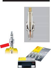 bosch spark plug guide official documents