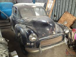 split screen morris minor for restoration
