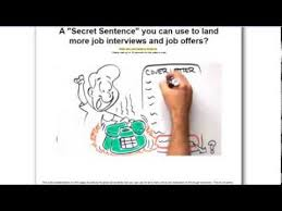 how to write a cover letter for a job secrets to get the job