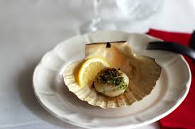 cuisine coquille jacques coquilles st jacques cooking in sens