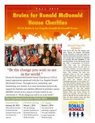 news u2014 bruins for ronald mcdonald house charities