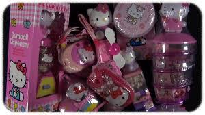 kitty candy toys mega unboxing