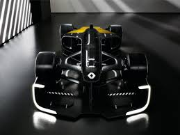 renault one the future of f1 designed by renault yanko design