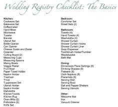 wedding gift registry list ideas for wedding party gifts lading for