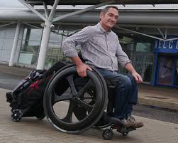 Power Chair With Tracks Best Travel Products For Wheelchair Users New Mobility