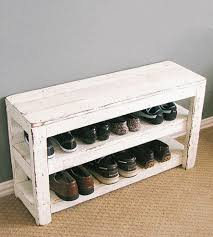 rustic reclaimed wood entry bench features reclaimed wood doug