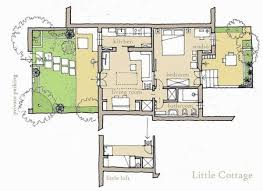 small cottage floor plans 592 sq ft little cottage in italy tiny houses house and