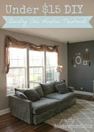 Cheap Window Valances Decorations Burlap Window Valances Burlap Window Treatments
