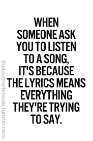 My Boyfriend Loves Me Quotes by 426 Best For The Love Of Music Images On Pinterest Music Quotes