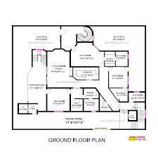 Home Design Plans For 600 Sq Ft Penthouse Plan For 90 Feet By 70 Feet Plot Plot Size 700 Square
