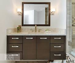 Walnut Bathroom Vanity Contemporary Walnut Bathroom Vanity Masterbrand