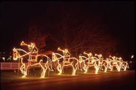 these 6 holiday light displays dazzle in kentucky kentucky