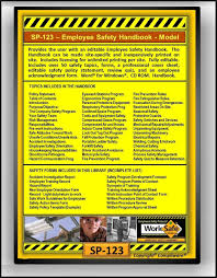 safe working procedures template contegri com