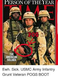 Usmc Memes - person of the year the american soldier ewh sick usmc army