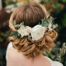 wedding flowers in hair wedding hair flowers best 25 bridal hair flowers ideas on