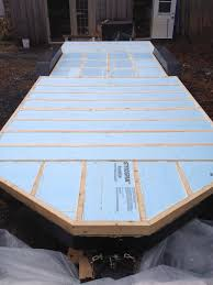house insulation and subfloor moon tiny shelters