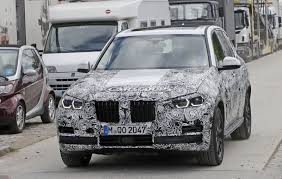 bmw laser headlights 2019 bmw x5 hits the road with laser lights