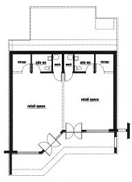 retail space floor plan gypsy retail floor plan l66 in creative home design planning with
