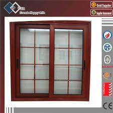 Tudor Style Windows Decorating House Door Design Indian Style Exterior Slide Type Aluminum Frame