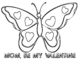 nice butterfly coloring sheets free printables special picture