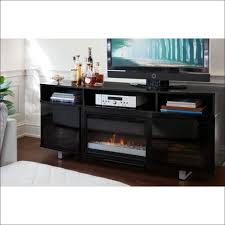 55 Inch Tv Stand Living Room Tv Stand With Built In Electric Fireplace