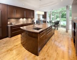 Dark Kitchen Cabinets With Light Floors | dark cabinets light floor houzz