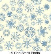 snowflake set set of winter frozen snowflakes fully clip art