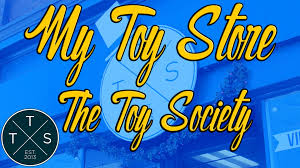the toy society my toy store what u0027s in your game room youtube