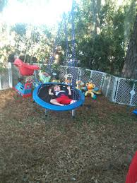 trampo swing tarzan swing u0026 backyard play environment epic