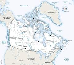 Map Canada by Vector Map Of Canada Political One Stop Map