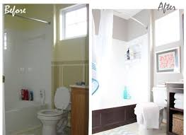 bathroom remodeling ideas before and after 20 before and after bathroom remodels that are stunning