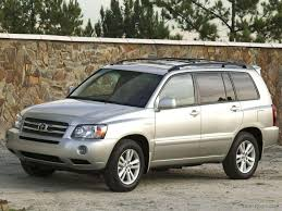 4 cylinder toyota highlander 2003 toyota highlander suv specifications pictures prices