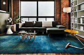 Colorful Modern Rugs 10 Rooms With Overdyed Rugs