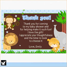 baby shower thank you wording baby shower favors wording ideas jpg
