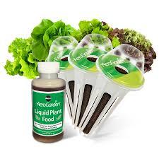 Aerogarden by Shop Aerogarden Heirloom Salad 3 Pod Seed Kit At Lowes Com