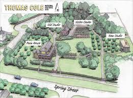 visit thomas cole national historic site