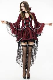 Vampire Costume Seductive Vampire Costume Horror Costumes Womens Horror