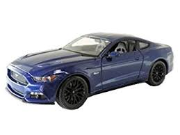 2015 ford mustang amazon com 2015 ford mustang gt 5 0 blue 1 18 by maisto 31197