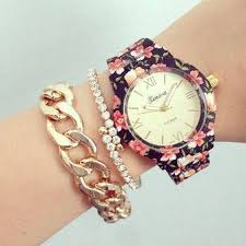 floral accessories watches ornate floral accessories 2015 2016
