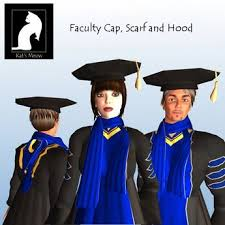 graduation scarf second marketplace km graduation faculty cap scarf