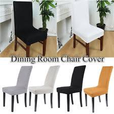 Chair Seat Cover Dining Chair Covers Ebay